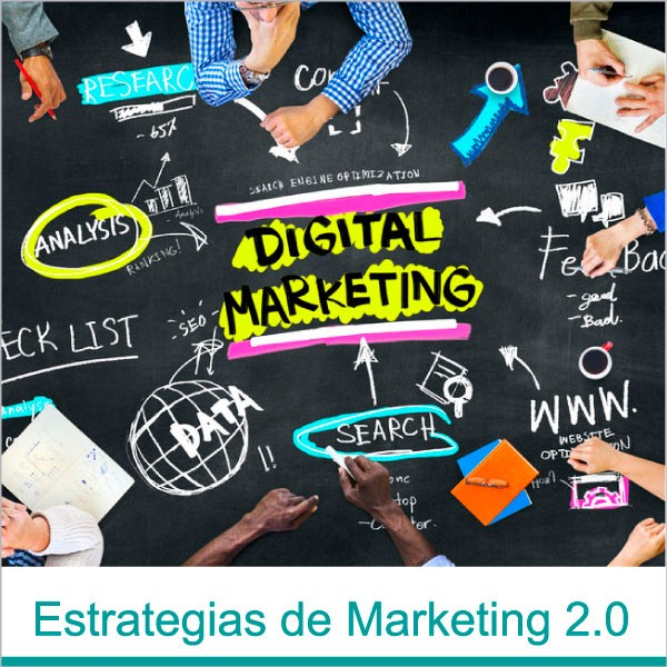 CURSO DE ESTRATEGIAS DE MARKETING 2.0